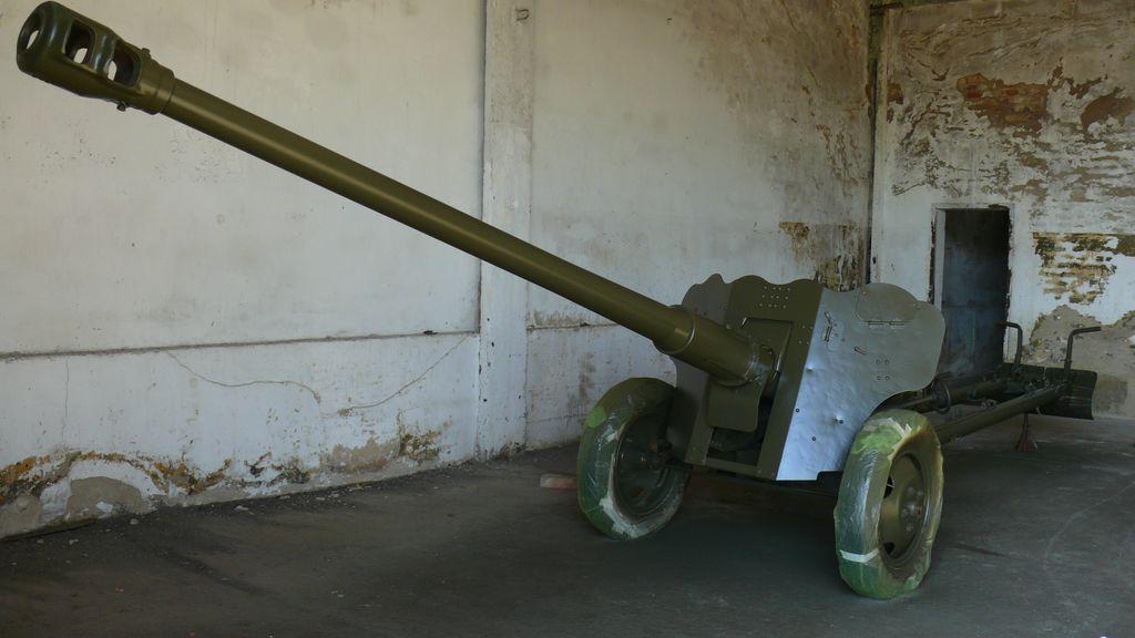 """Képtalálat a következőre: """"D-44 páncéltörő ágyú"""""""